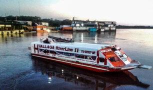 Yurimaguas: terminal portuario reinició actividades bajos estrictas medidas de bioseguridad