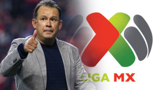Reynoso es elegido como mejor DT de la primera fecha en México