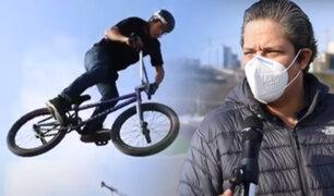 IPD reactivó el ciclismo en la modalidad de BMX