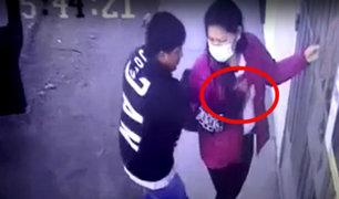 Barranca: Policía captura a delincuente que robó celular a joven