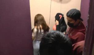 MML clausuró prostíbulos clandestinos ubicados en el jirón de la Unión