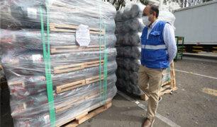 Covid-19: EsSalud distribuirá 2 000 balones de oxígeno a distintas regiones