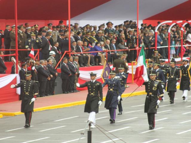 Este año no habrá desfile cívico militar de Fiestas Patrias por pandemia