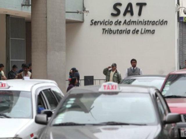 Transporte público: desde hoy el SAT dejó de tener competencia para imponer sanciones