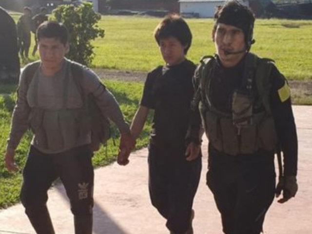"""Vraem: capturan a terrorista """"Norma"""", vinculada al clan de los Quispe Palomino"""