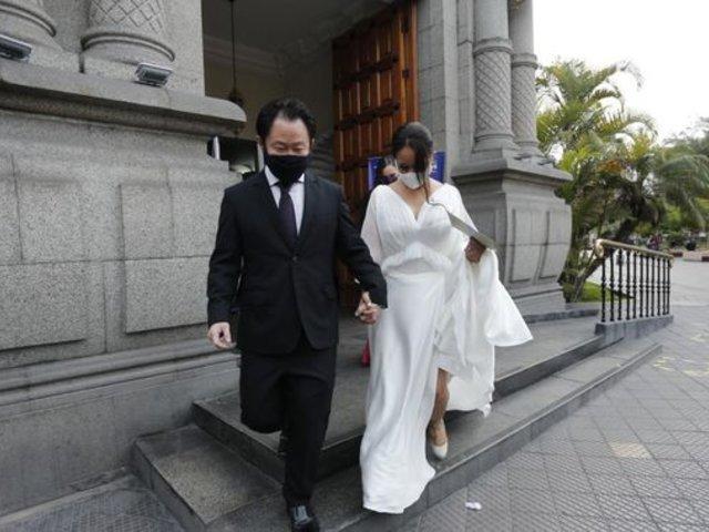Detalles no revelados de la relación de Kenji Fujimori y Erika Muñoz