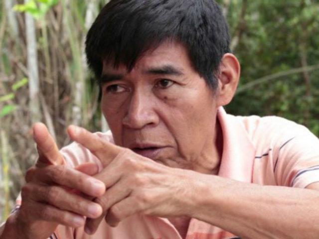 Líder awajún Santiago Manuin falleció por COVID-19