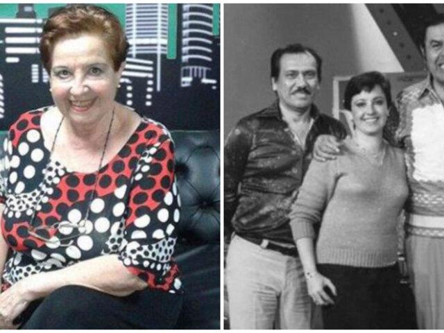Violeta Ferreyros de 'Trampolín a la Fama' lucha por delicado estado de salud de su hija