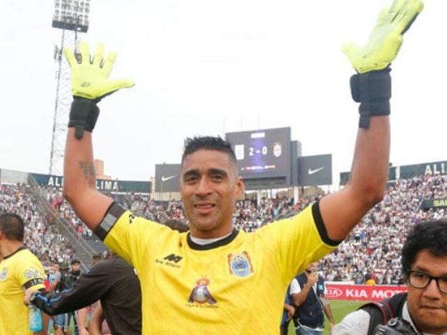 Alexander Araujo ya no es parte del Deportivo Binacional