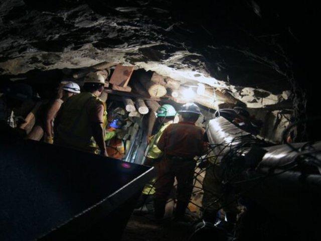 Arequipa: cuatro mineros fallecieron mientras revisaban estado de socavón antes de reiniciar labores