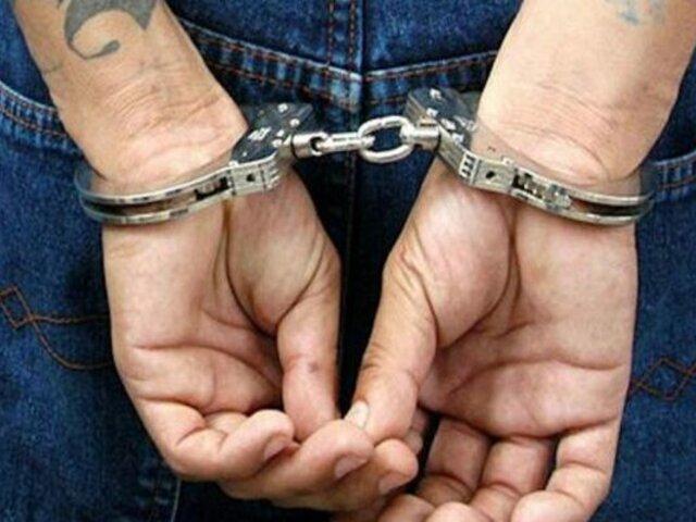 SMP: detienen a sujeto que ofrecía servicios de sicariato