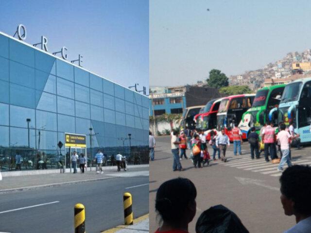 Vuelos nacionales y viajes interprovinciales se reinician el 15 de julio