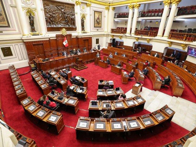 Congreso aprueba elección de magistrados del TC por concurso público de méritos