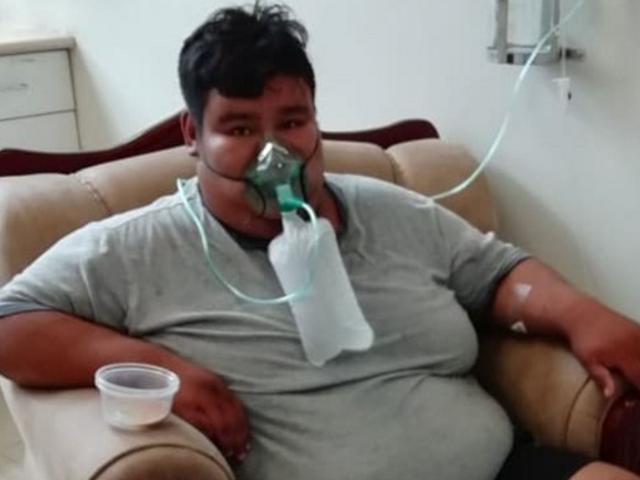 Paciente con obesidad mórbida y diabetes venció al coronavirus en Tumbes