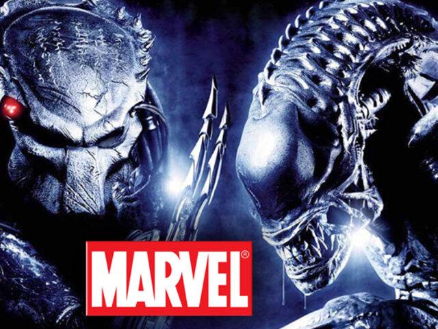 Marvel adquiere las franquicias de Alien y Predator