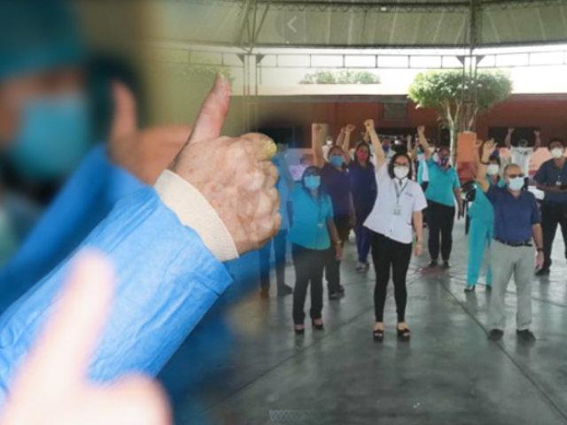 Iquitos: centro de salud cerró sus puertas por disminución de casos de coronavirus