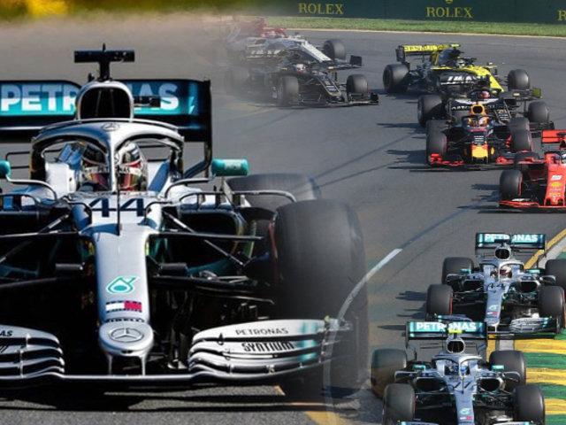 Gran Prix de Austria: Fórmula 1 volvió con entrenamientos libres