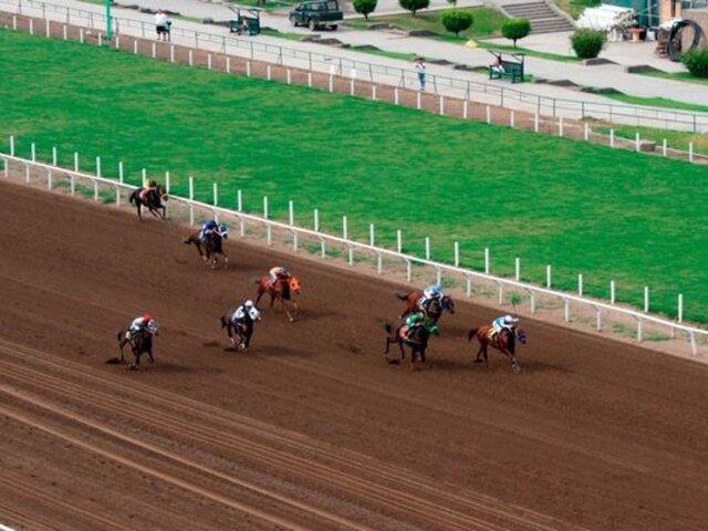 Hipódromo de Monterrico: reiniciaron carreras de caballo pero sin público