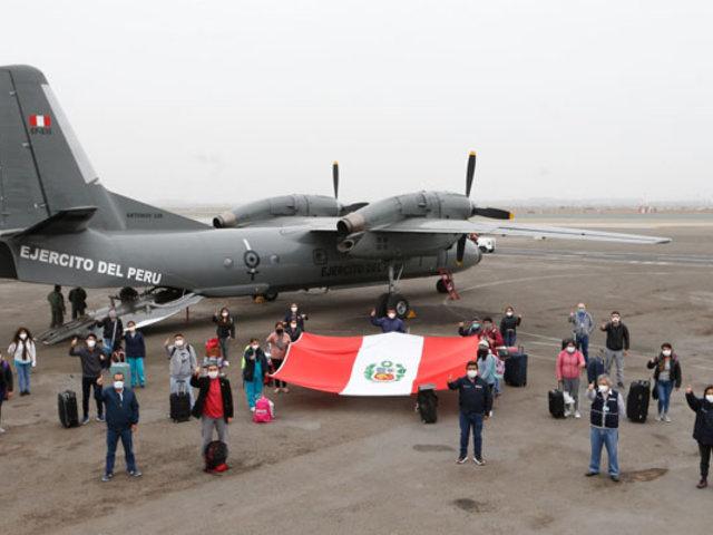 Médicos viajan a Cajamarca para sumarse a acciones contra el Covid-19