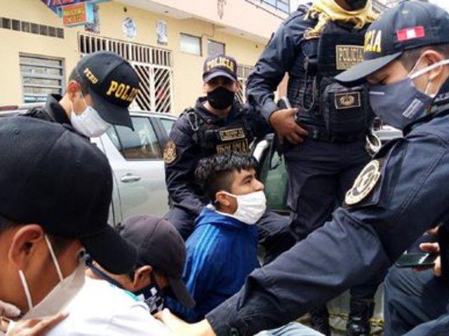 Lambayeque: más de 20 mil personas fueron intervenidas durante la cuarentena