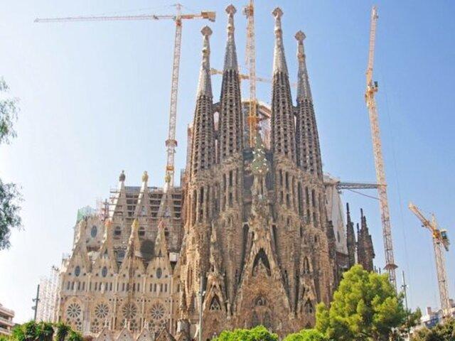 Basílica de la Sagrada Familia de Barcelona reabrirá sus puertas este sábado
