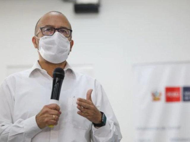 Oficializan segunda moción a ministro Víctor Zamora