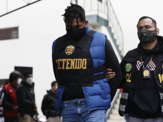 """Capturan integrantes de sanguinaria banda """"Los Gatilleros de San Martín de Porres"""""""