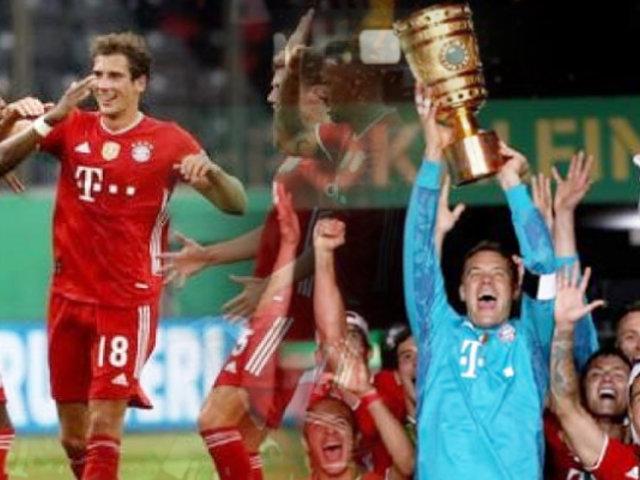 Bayern Munich es el campeón de la Copa de Alemania