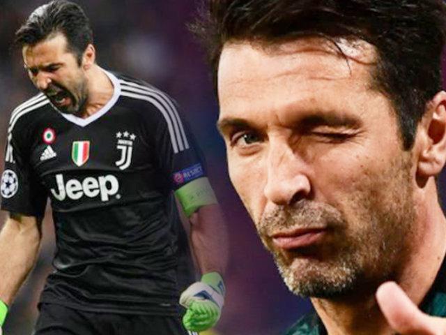 Gianluigi Buffon hizo historia en la Serie A de Italia