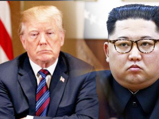 """Kim Jong-un ve """"innecesario"""" reanudar diálogo con EEUU"""