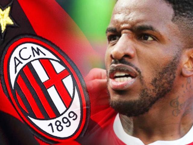 Jefferson Farfan se iría a jugar al AC Milán de Italia