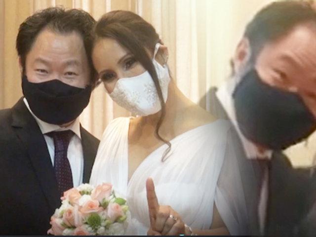 El matrimonio de la cuarentena: el futuro de Kenji Fujimori