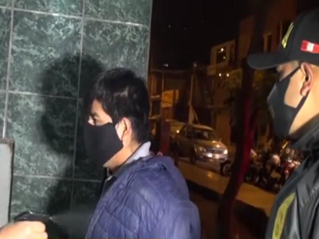 Sujeto es detenido por intentar abusar de su propia hija en SJL