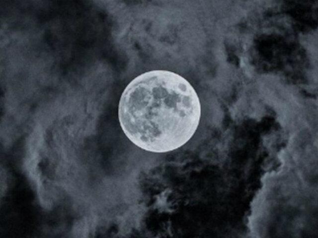 Luna de Trueno: eclipse prenumbral de la Luna se pudo apreciar en varias partes del país