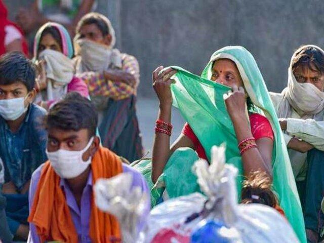 India se convirtió en el tercer país del mundo con más casos de COVID-19