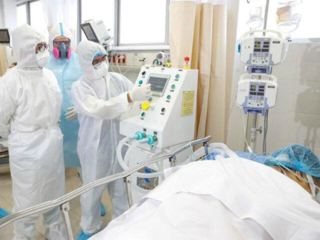 Covid-19: ventilador mecánico creado por la UNI ya está conectado a un paciente