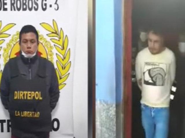 Trujillo: Asaltan casa de cambista y se llevan más de 350 mil soles