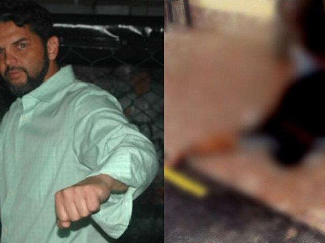 Luis Miguel Llanos: lo que se sabe del empresario que abatió a un delincuente en Tumbes