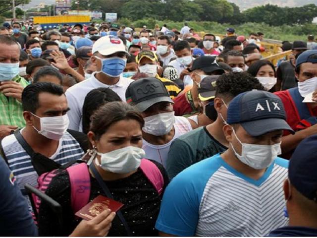 Venezuela registra su cifra más alta de contagiados por coronavirus