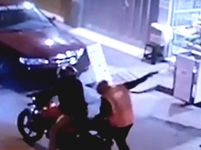 La Libertad: extorsionadores disparan casa de familiar de exalcalde de Julcan
