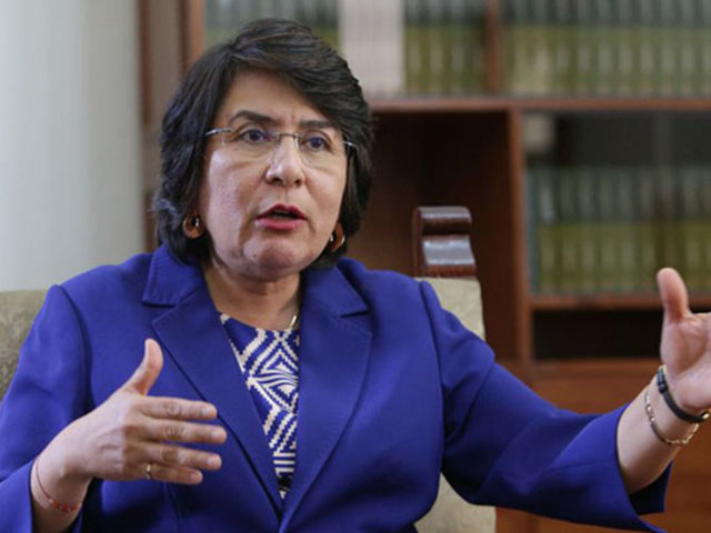 """Marianella Ledesma pide """"mirada vigilante"""" en audiencia por prescripción de deudas tributarias"""