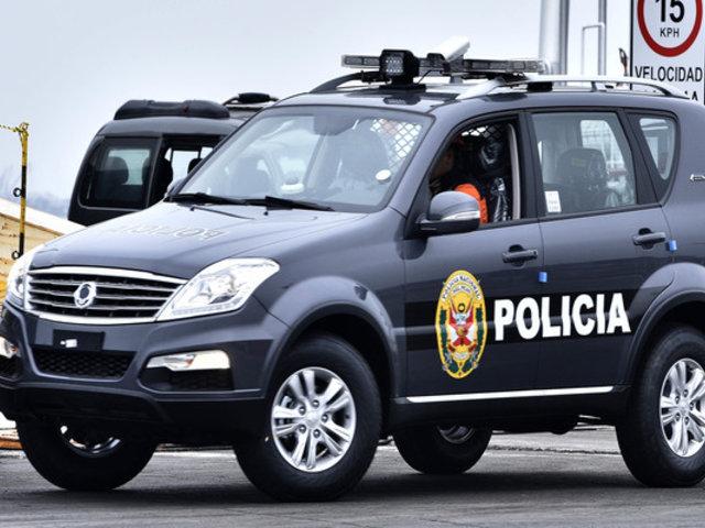 Jesús María: Mininter entregará patrulleros para reforzar seguridad ciudadana