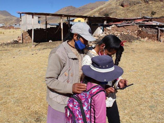 Puno: comunidad rural tendrá acceso a internet gracias a instalaciones de antenas