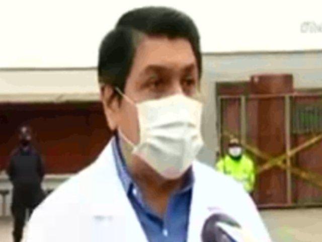 """Augusto Cáceres: Actitud del alcalde de Miraflores es """"inexcusable"""""""