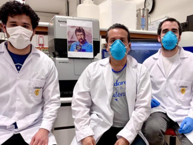 Universidad Cayetano Heredia crea pruebas rápidas a bajo costo