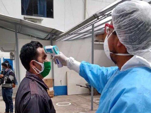 Casi 60 trabajadores de la Municipalidad de Huancayo dieron positivo a la COVID-19
