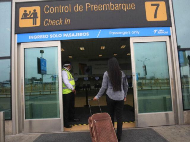 Sepa desde cuándo se reanudarán los vuelos internacionales