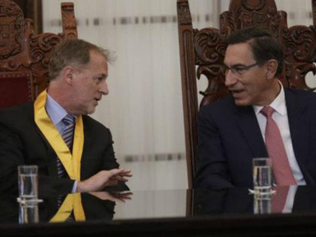 """""""Transferencias por puchos no sirven"""", dice Muñoz a Vizcarra sobre subsidio al Metropolitano"""