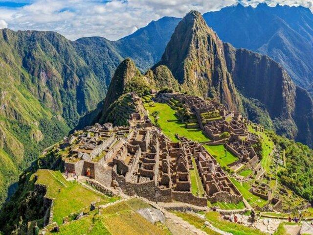 Machu Picchu es elegida como mejor atracción turística de Sudamérica por tercera vez