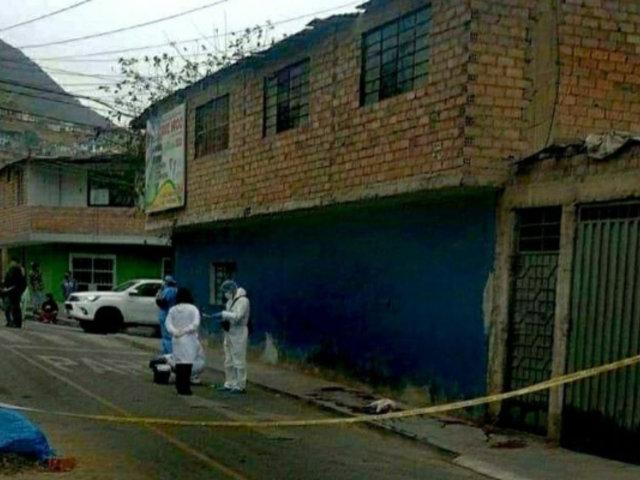 Comas: Delincuentes matan a mujer y a perro por intentar defender a su vecino de asalto